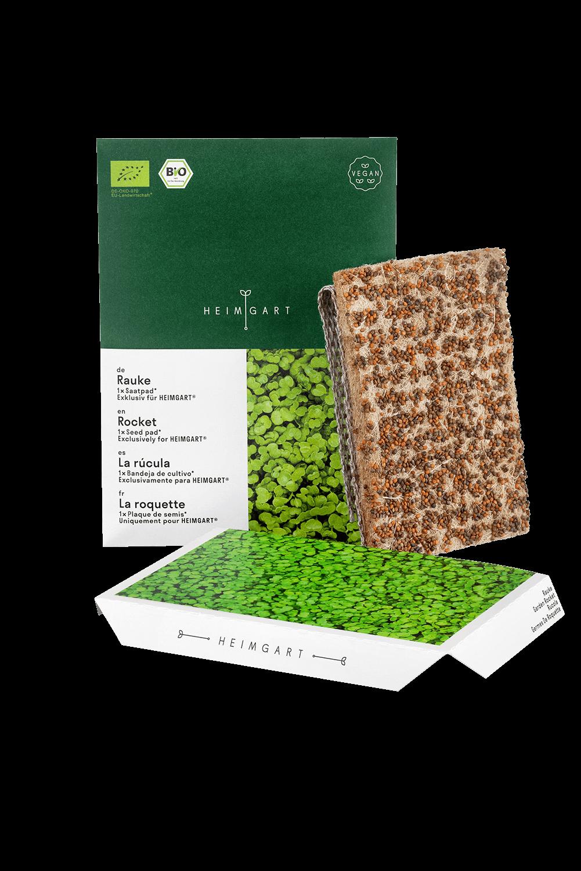 Rauke Saatpads - Bio-Saatgut von Heimgart