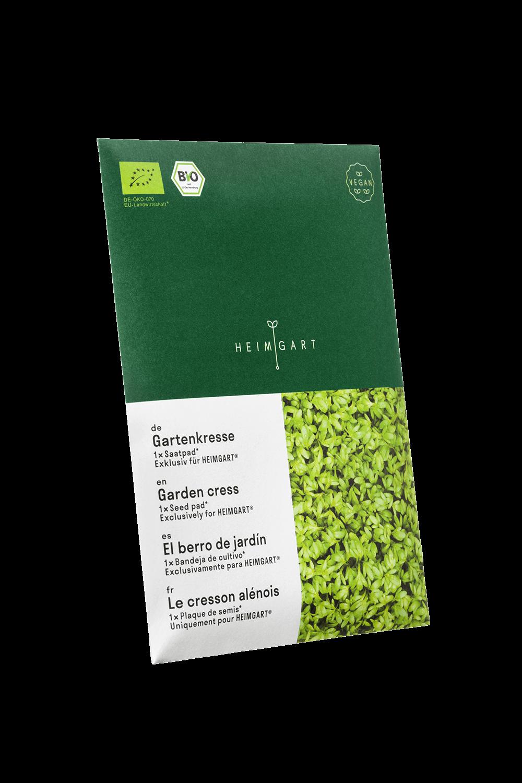 Gartenkresse Saatpad von Heimgart