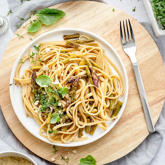 Pasta Microgreens